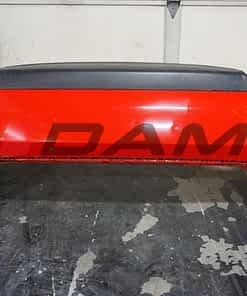 RS4 (B9) Style Rear Bumper w Diffuser