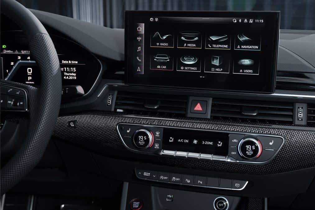 Audi A4 A5 8w B9 5 Facelift 2020 Vc Virtual Cockpit